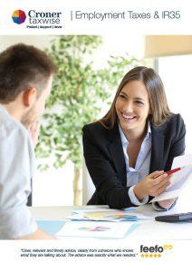 Employment Taxes & IR35 Brochure